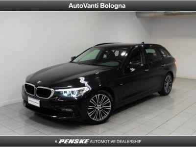 brugt BMW 520 Serie 5 Touring (G30/G31) d Touring Sport