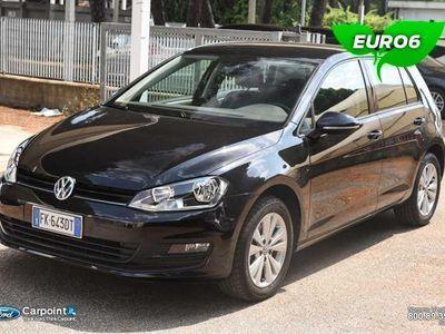 usata VW Golf 1.6 tdi Business 110cv 5p rif. 10042558
