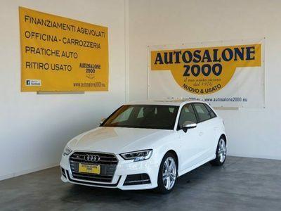 usata Audi S3 2.0 TFSI quattro