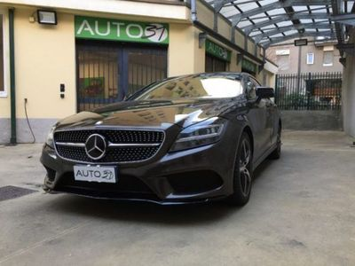 usata Mercedes CLS350 d Premium UNICO PROPRIETARIO