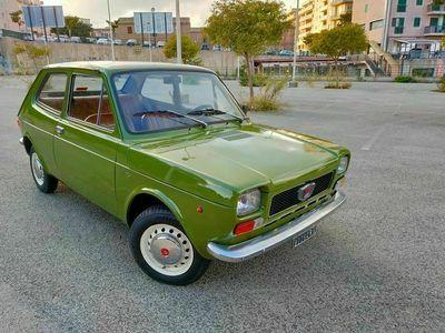 usata Fiat 127 NP Giannini 1973