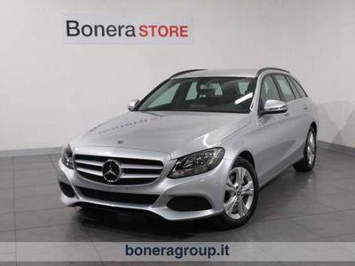 usata Mercedes 220 Classe C Station WagonD Business 7G-Tronic Plus