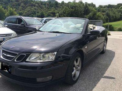 usata Saab 9-3 Cabriolet 1.9 TiD 16V DPF Vector Sen