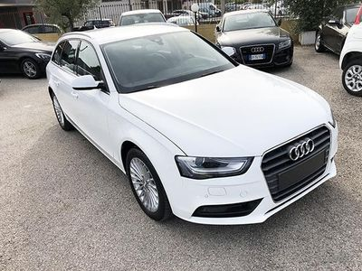 used Audi A4 Avant navi xenon led radar park assist