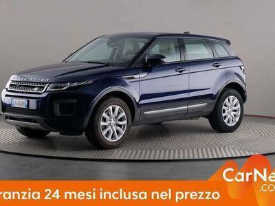 usata Land Rover Range Rover evoque 2.0 Td4 180cv Se
