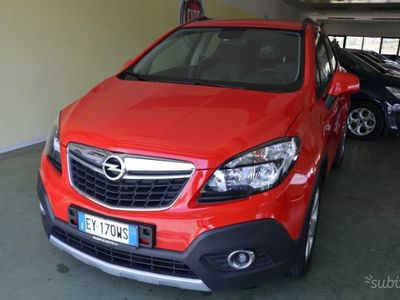 brugt Opel Mokka 1.7 CDTI 4x4 MT6 - 2015