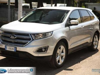 used Ford Edge 2.0 tdci Plus awd s&s 180cv
