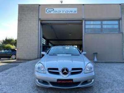 usata Mercedes SLK200 KOMPRESSOR MANUALE ! 1 PROPRIETARIO ! SOLO 64000KM Benzina