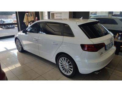 usata Audi A3 SPB 2.0 TDI 184 CV S-Tronic clean diesel quattro