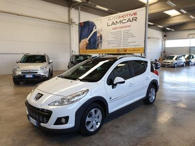 used Peugeot 207 1.6 8V HDi 112CV SW Outdoor