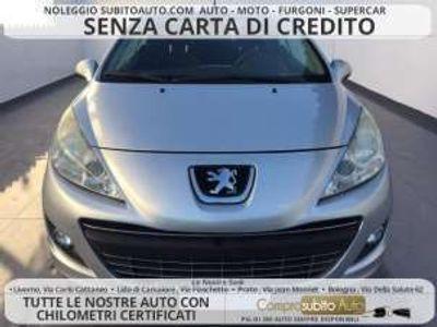 usata Peugeot 207 CC 1.6 VTi 120CV aut. Féline Benzina