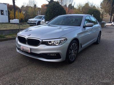 usata BMW 520 Serie 5 d Sport del 2018 usata a Imola