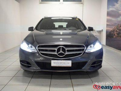 używany Mercedes E220 BlueTEC S.W. Automatic Sport