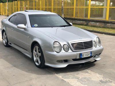 usata Mercedes 230 Clk kompressorgpl