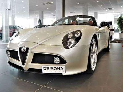 usata Alfa Romeo 8C Spider 4.7 V8