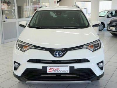 usado Toyota RAV4 Hybrid RAV 44WD LOUNGE AUTOMAT: EMISSIONI E CONSUMI