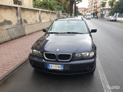 usata BMW 320 touring automatica