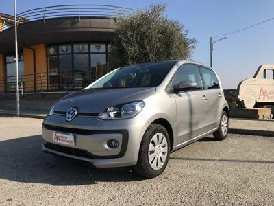 brugt VW up! up! 1.0 5p.- UNICO PROPRIETARIO