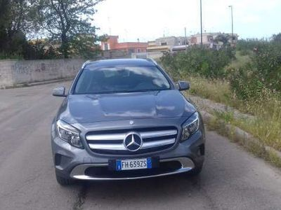 usata Mercedes GLA220 CDI Automatic 4Matic Enduro