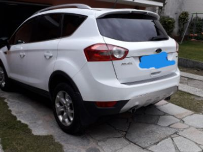 second-hand Ford Kuga 2.0 4 wd