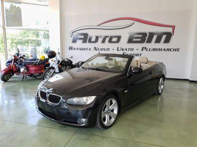 usata BMW 320 Cabriolet d Full Optional