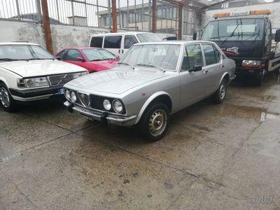brugt Alfa Romeo Alfetta cc1800-i serie- 1971