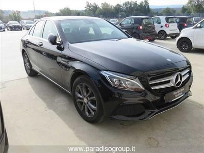 usata Mercedes C200 CLASSE Cd Automatic Sport