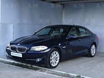 usata BMW 525 d xDrive Futura