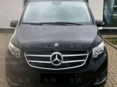 usata Mercedes V220 Classed Automatic Exclusive Long usato