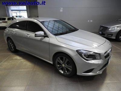 begagnad Mercedes CLA200 CDI S.W. Automatic Sport