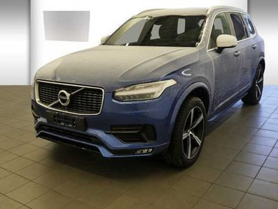 brugt Volvo XC90 D5 Awd Geartronic R-design Navi Led Pgd