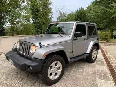 usata Jeep Wrangler 2.8 Sahara Auto