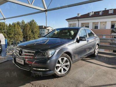 usata Mercedes C200 ClasseCDI Executive del 2014 usata a Casalgrande