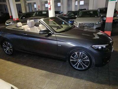 usata BMW 220 Serie 2 Cabrio(F23) Cabrio Sport