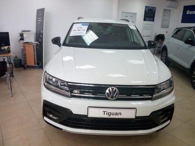 brugt VW Tiguan 1.6 TDI SCR Sport Black Edition
