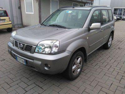 used Nissan X-Trail 2.2 dCi