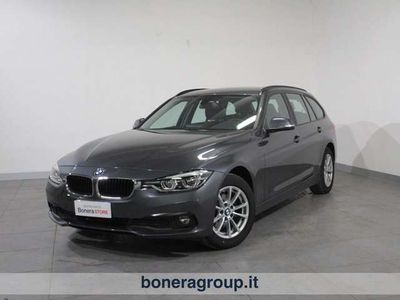 usata BMW 318 d touring Business Advantage auto