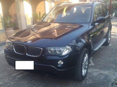 used BMW 2000 X3 - 2009 - dieselallestimento futura