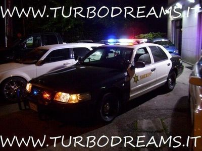 usata Ford Crown Victoria P71 POLICE INTERCEPTOR 4.6 V8 AUTO