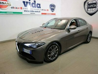 usata Alfa Romeo Giulia 2.2 TURBODIESEL 180 CV SUPER
