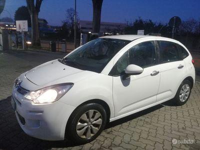 usata Citroën C3 del 2013 1.4 benzina e Gpl