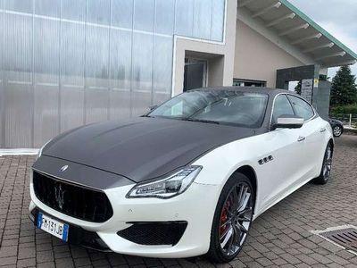 usata Maserati GranSport Quattroporte 3.0 V6 430 CVFILM AMICI COME PRIMA