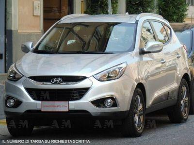 begagnad Hyundai ix35 1.7 CRDi 2WD Xpossible TAGLIANDI NAVI PDC