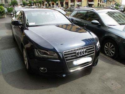 usata Audi A5 Sportback 2.0 Tfsi 211cv Qu. S Tr. Ambiente Usato