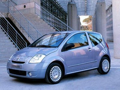 usata Citroën C2 1.4 HDi 70CV Elegance