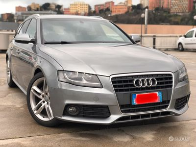 usata Audi A4 2.0 tdi s- line plus. 2011