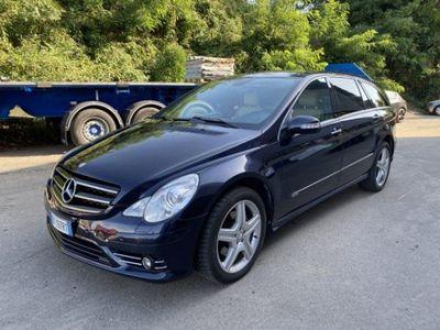usata Mercedes R350 CDI cat 4Matic Premium Lunga