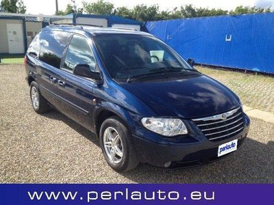 usata Chrysler Voyager 2.8 CRD cat Limited Auto rif. 11458349