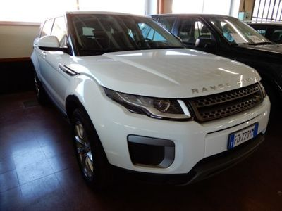 brugt Land Rover Range Rover evoque LAND ROVER Range Rover Evoque