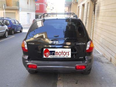 brugt Hyundai Santa Fe SANTA FE -